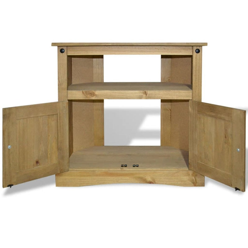 Console Table Mexican Pine Corona Range 80x43x78 cm