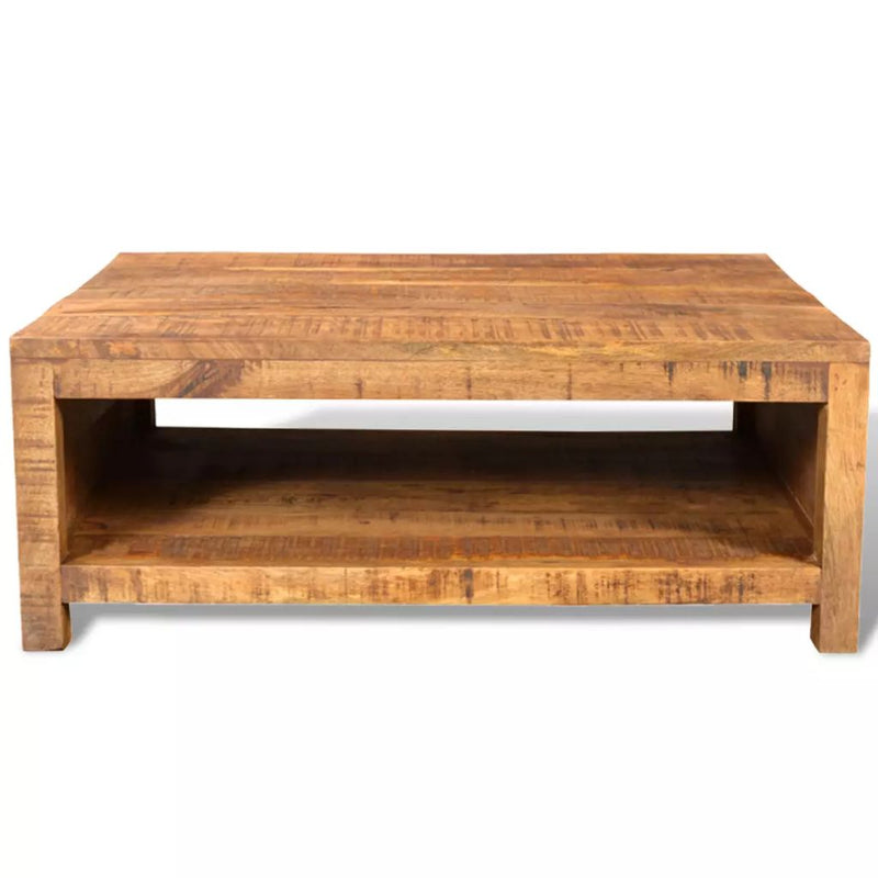 Coffee Table Solid Mango Wood