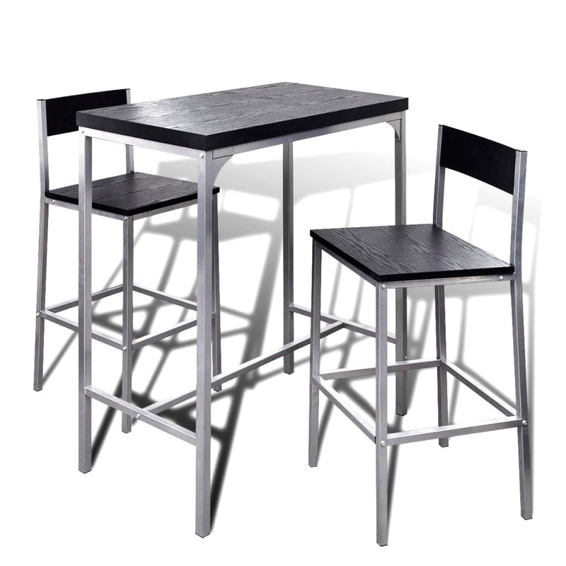 Counter Height Breakfast Bar Set