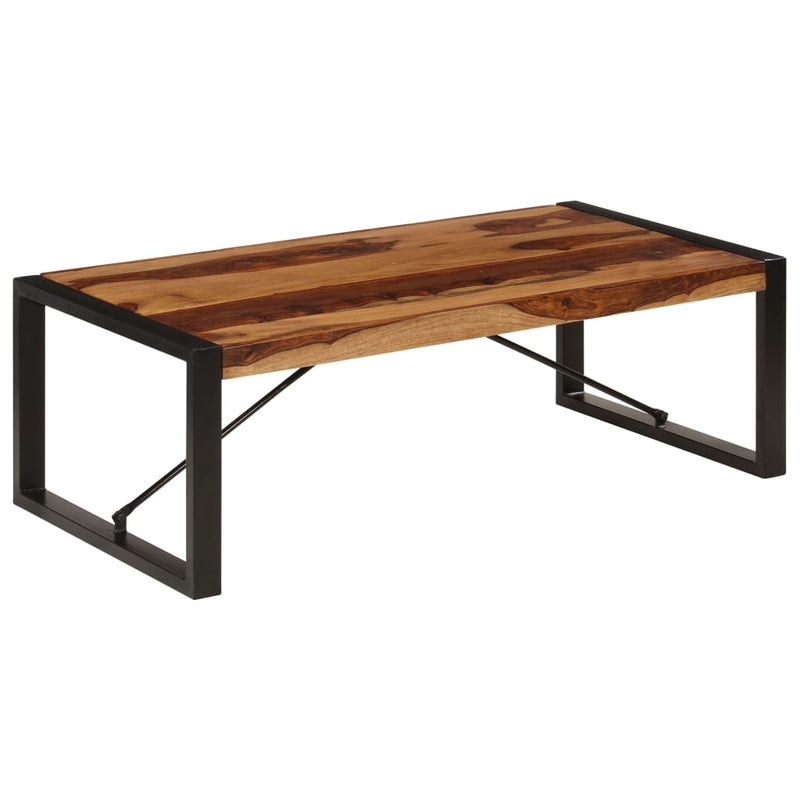 Coffee Table 120x60x40 cm Solid Sheesham Wood