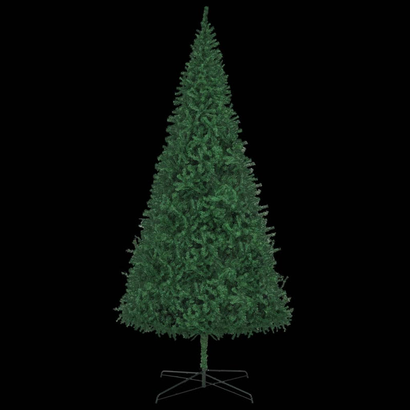 Artificial Christmas Tree 400 cm Green