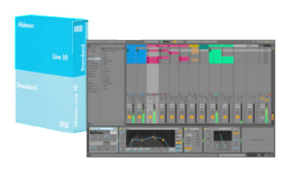 Ableton Live 10 Standard EDU for students and teachers (download)