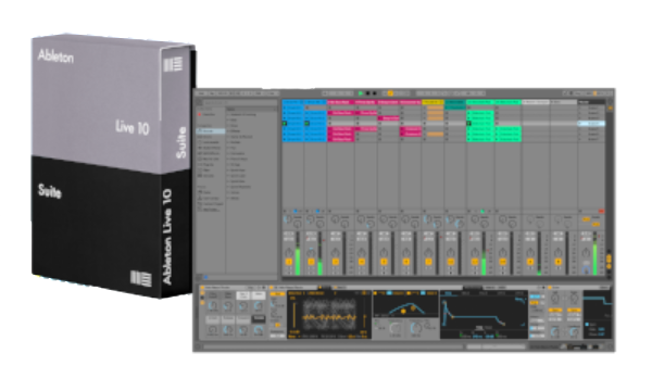 Ableton Live 10 Suite for students (download)