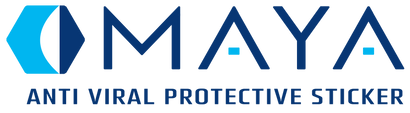 Maya Anti-Viral Protective Sticker