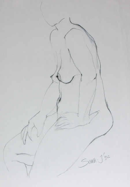Seated Study 2