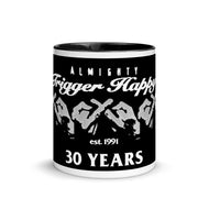 ALMIGHTY TRIGGER HAPPY 30th ANNIVERSARY MUG