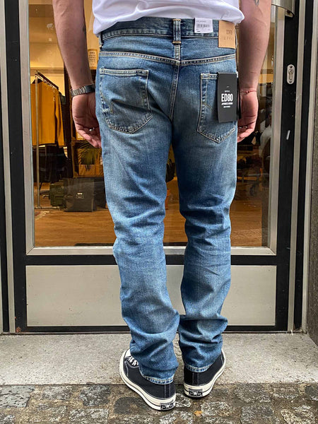 EDWIN ED 80 AKIRI WASH SLIM TAPERED