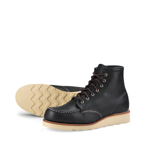 Red Wing Heritage Woman 3373 Moc Toe