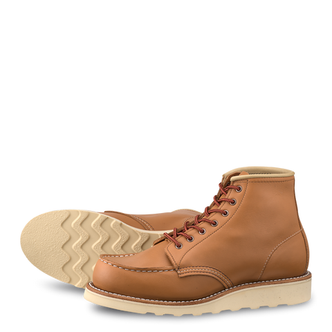 Red wing heritagen women 3383 tan pampas