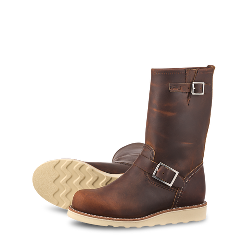 RED WING 3471 ENGINEER COPPER ROUGH & TOUGH