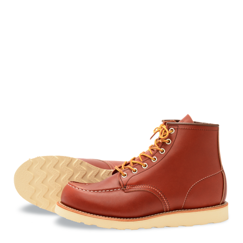 "RED WING 8131 MOC TOE ""Oro Russet"""