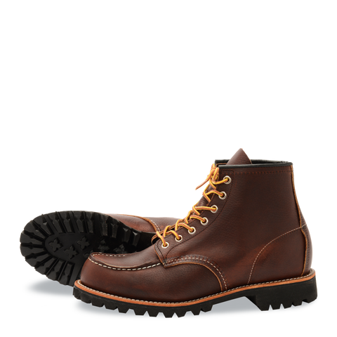 "RED WING 8146 Rough Neck ""Briar Oil Slick"""