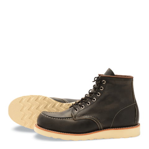 "RED WING 8890 MOC TOE ""Charcoal Rough&Tough"""