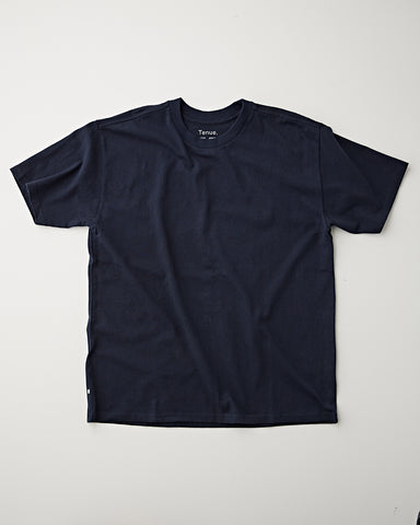 "TENUE ""BRUCE"" T-SHIRT NAVY"