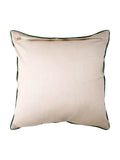 Patch work-Dupion Silk Cushion Cover(Beige)