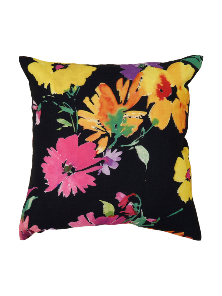 (Multi)Printed- Cotton Cushion Cover