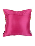 Handmade multicolored Cushion Cover