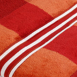 (Multicolor) Stripe Cotton Bath Towel(27 X 54 Inch)