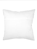 Printed-Cotton Cushion Cover(Multicolor with White Base)