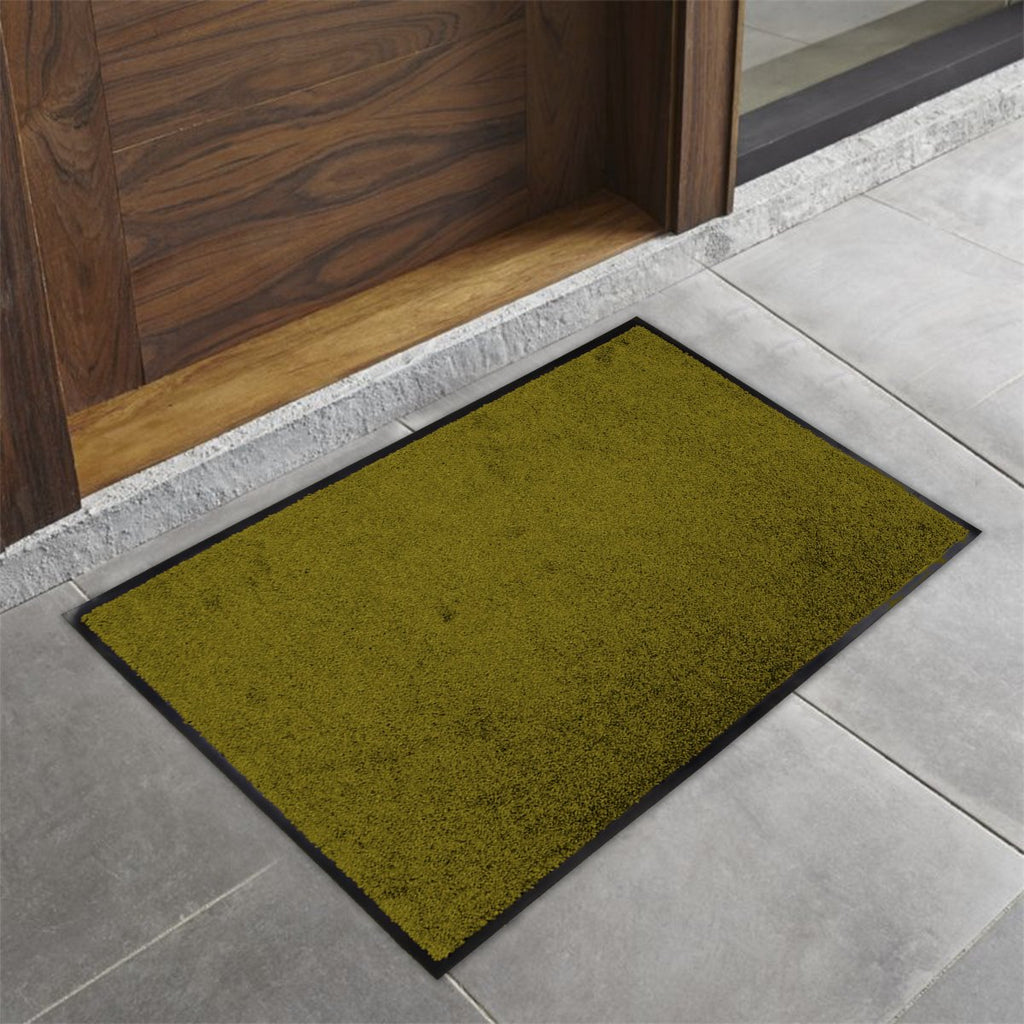 Sparrow Decor- (Green) Modern Synthetic Outdoor Mat(24x36 Inch)