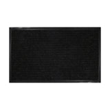 Sparrow Decor- (Charcoal) Modern Synthetic Outdoor Mat(18 X 30 Inch)