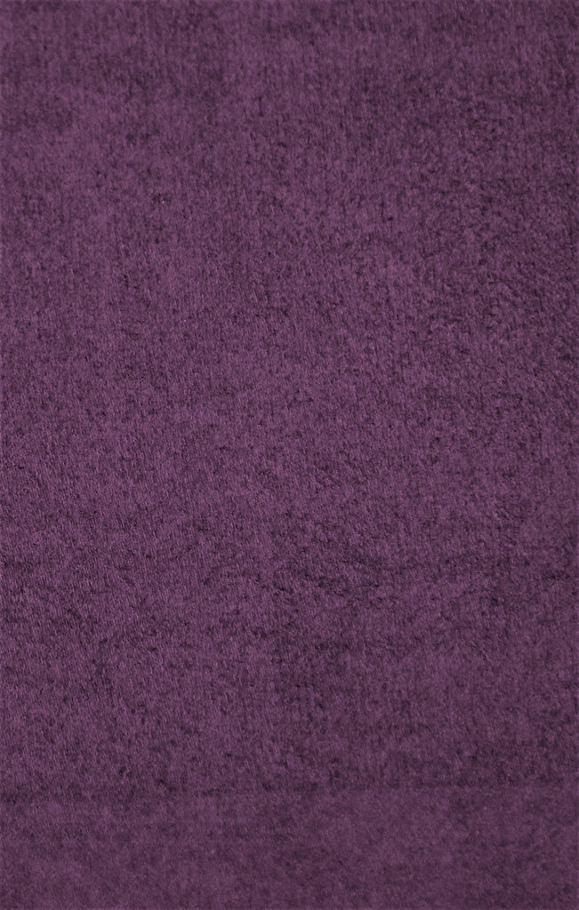 (Purple) Plain Polyester Upholstery Fabric (Width= 54 Inch)-Rs. 825 per mtr