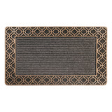 Sparrow Decor- (Grey) Modern Tufted Outdoor Mat(18 X 30 Inch)