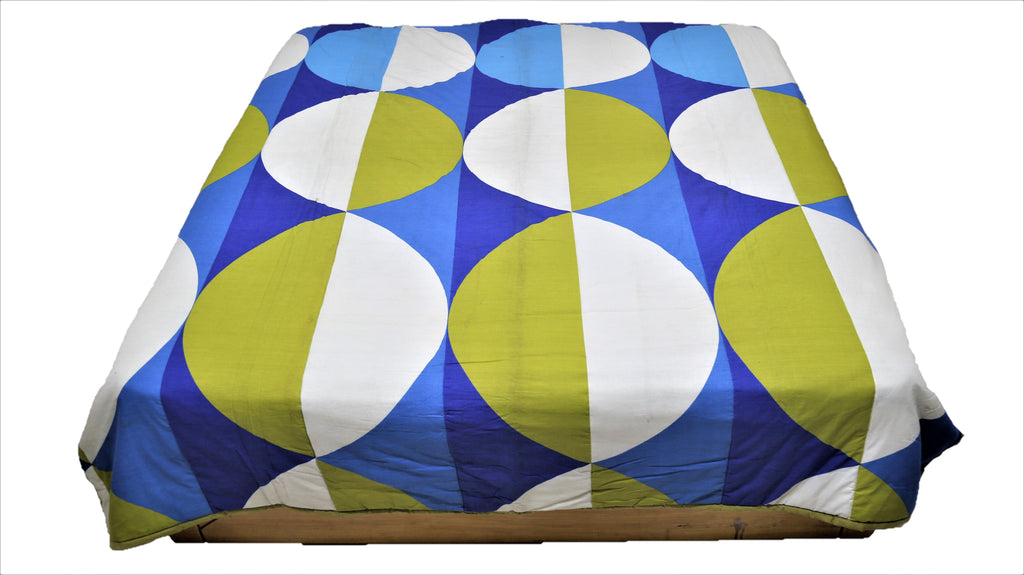 Printed AC Cotton Quilt (90x108 Inch)-200GSM