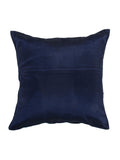 Hand Embroidery-Satin Cushion Cover(Dark Blue)