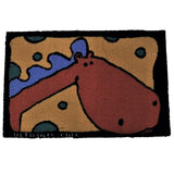 (Multi)Modern Synthetic Kids Mat(16 X 24 Inch)