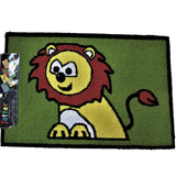 (Multi)Modern Synthetic Kids Mat(18 X 30 Inch)