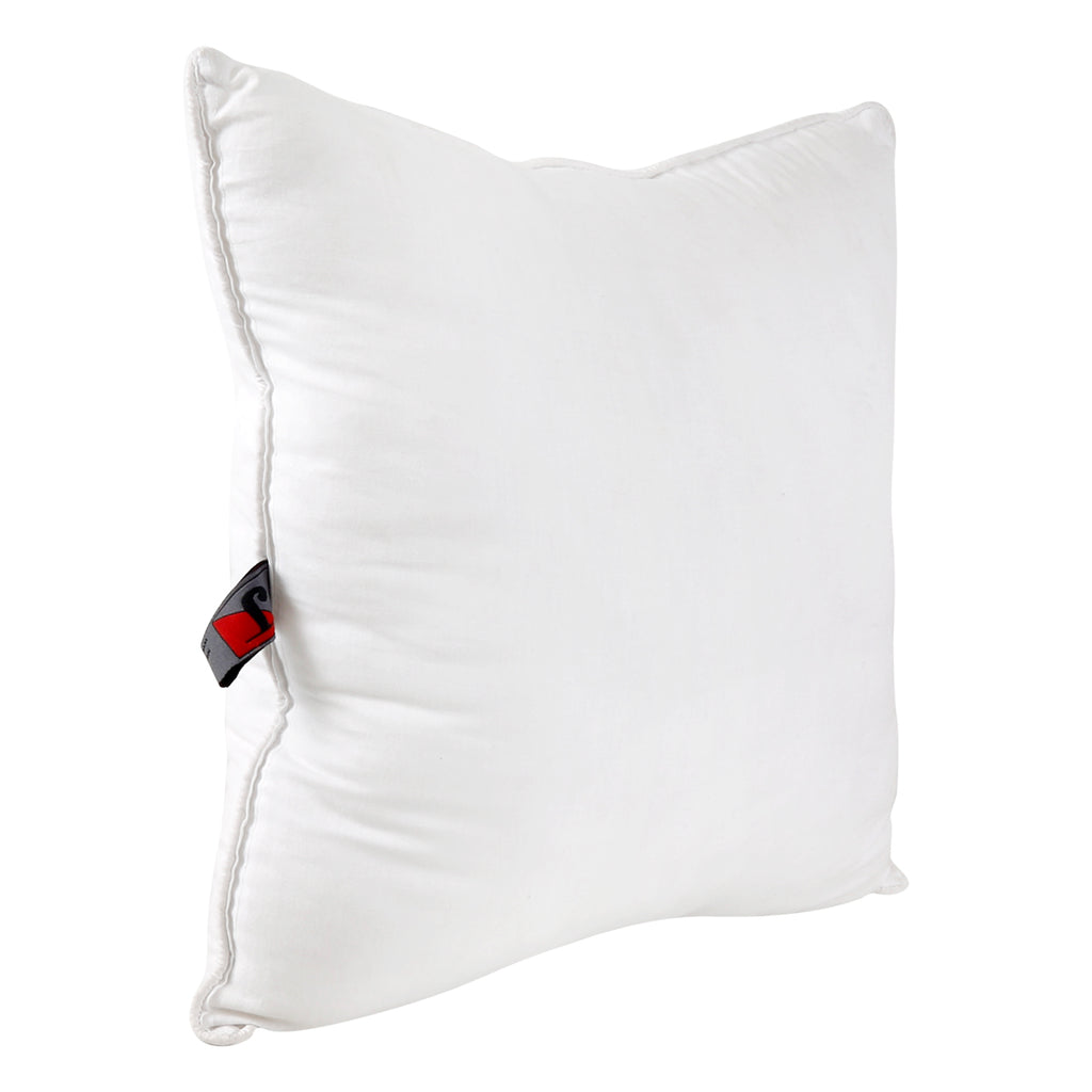(White)Cushion Filler Square Design -Polyfill(20x20 Inch)