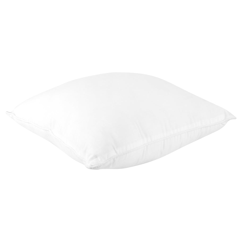 (White)Cushion Filler Square Design -Polyfill(24x24 Inch)