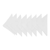 (White) Plain Cotton Napkin Set-6 Pcs(17 x 17 Inch)