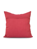 Sequence Work-Velvet Cushion Cover(Magenta)
