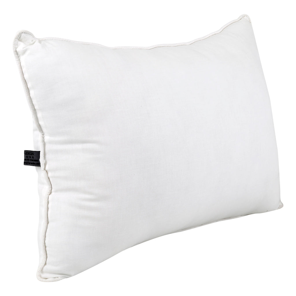 (White)Cushion Filler Rectangle Design -Polyfill(14x20 Inch)