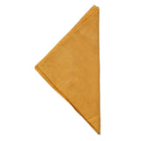 (Yellow) Plain Cotton Napkin Set-6 Pcs(18 x 18 Inch)