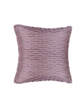 Poly Silk lavender Cushion Cover