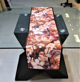 Digital Printed(12 X 72 Inch) Table Runner(Multi)-Polyester