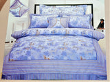 Spread Kids Cotton Bedsheet(60 X 90 Inch) Set -(1 bedsheet+ 1 Pillow Cover)