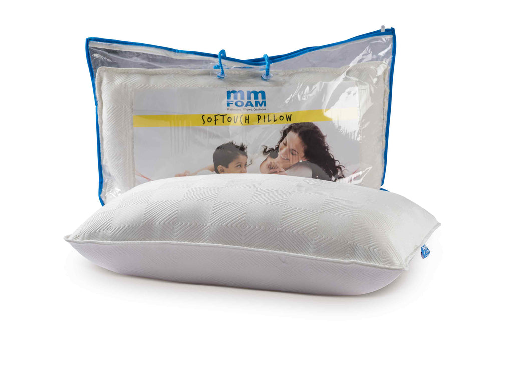 mm FOAM-Softouch Pillow(18X27 Inch)