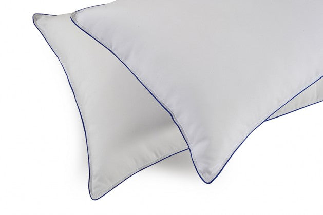 Homescapes-CLOUD SUPER MICROFIBRE PILLOW(20x36 Inch)