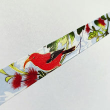 Load image into Gallery viewer, 'I'iwi and 'Ōhi'a Lehua Washi Tape