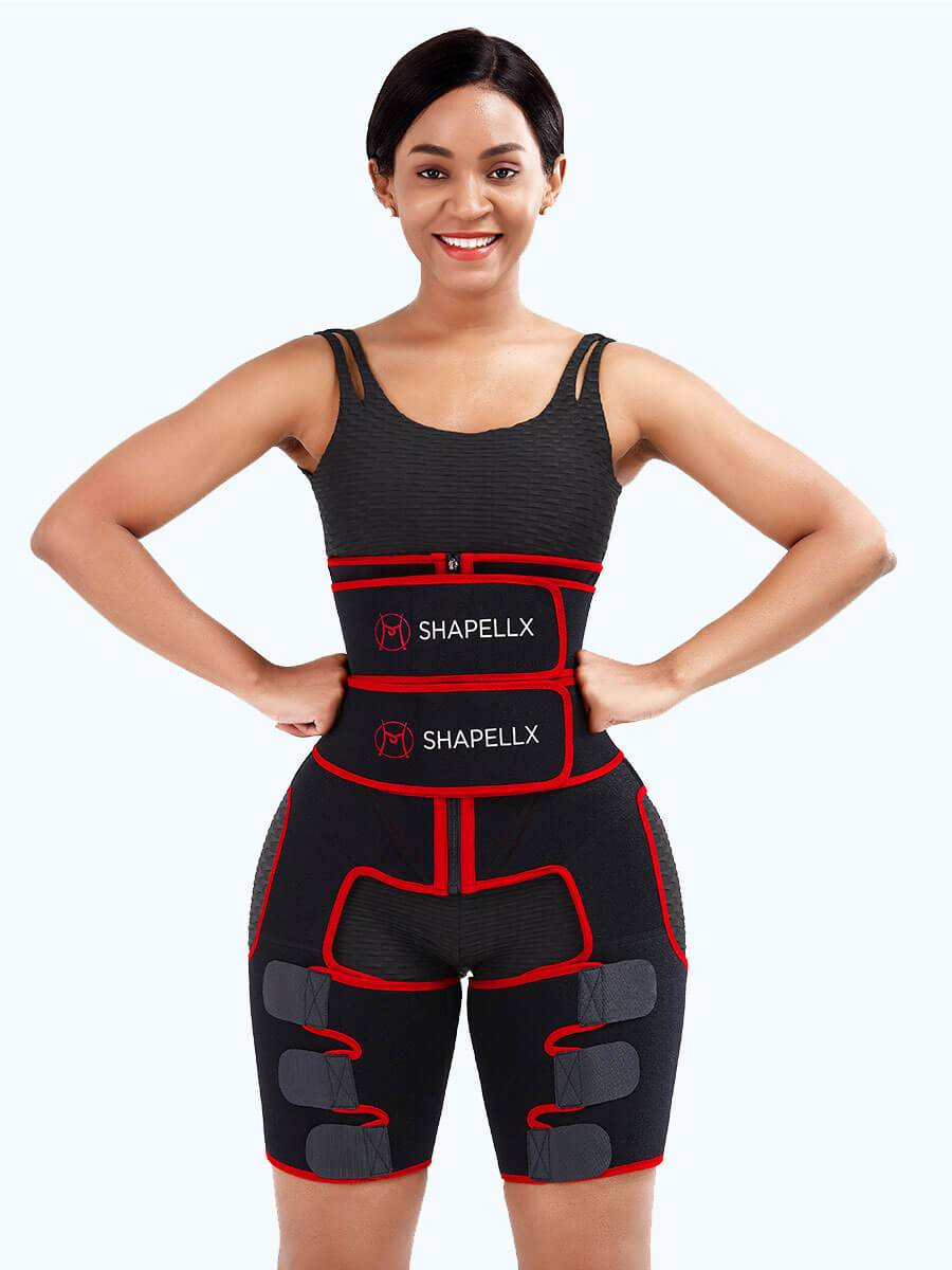 Neosweat 3 In 1 Waist And Thigh Trimmer Shapellx Co Uk