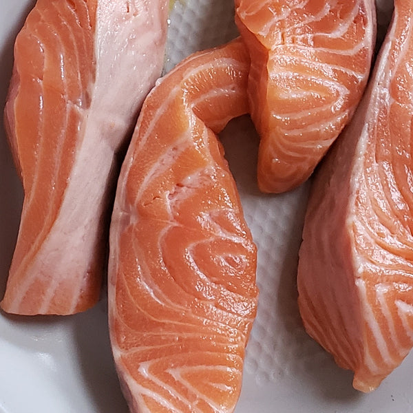 Farmed Salmon Skinless 2 LB Order