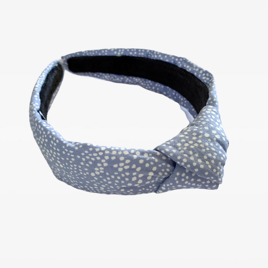 You Are Bluetiful Too Headband - L'Atelier Barkshe