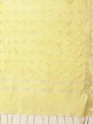 Yellow Golden Handwoven Solid Saree-Saree-Kalakari India-ALBGSA0022-Hand Crafted Sustainable Fabrics, Kota Silk, Linen, Sarees, Traditional Weave-[Linen,Ethnic,wear,Fashionista,Handloom,Handicraft,Indigo,blockprint,block,print,Cotton,Chanderi,Blue, latest,classy,party,bollywood,trendy,summer,style,traditional,formal,elegant,unique,style,hand,block,print, dabu,booti,gift,present,glamorous,affordable,collectible,Sari,Saree,printed, holi, Diwali, birthday, anniversary, sustainable, organic, scarf,