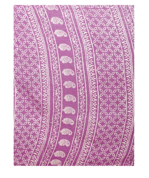 Pink Dabu Hand Block Print Handcrafted Cotton Saree-Saree-Kalakari India-BAPASA0031-Cotton, Dabu, Geographical Indication, Hand Blocks, Hand Crafted, Heritage Prints, Sarees, Sustainable Fabrics-[Linen,Ethnic,wear,Fashionista,Handloom,Handicraft,Indigo,blockprint,block,print,Cotton,Chanderi,Blue, latest,classy,party,bollywood,trendy,summer,style,traditional,formal,elegant,unique,style,hand,block,print, dabu,booti,gift,present,glamorous,affordable,collectible,Sari,Saree,printed, holi, Diwali, bir