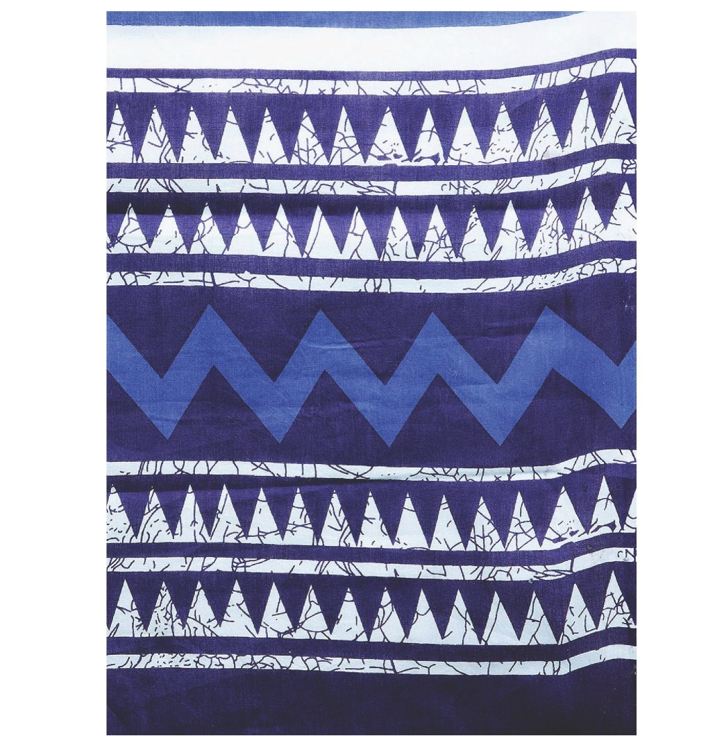 Navy Blue & White Indigo Screen Print Handcrafted Cotton Saree-Saree-Kalakari India-RDSWSA0085-Cotton, Geographical Indication, Hand Blocks, Hand Crafted, Heritage Prints, Indigo, Sarees, Screen Print, Sustainable Fabrics-[Linen,Ethnic,wear,Fashionista,Handloom,Handicraft,Indigo,blockprint,block,print,Cotton,Chanderi,Blue, latest,classy,party,bollywood,trendy,summer,style,traditional,formal,elegant,unique,style,hand,block,print, dabu,booti,gift,present,glamorous,affordable,collectible,Sari,Saree