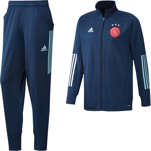 Ajax trainingspak uit - Junior - 2020-2021 - onlinesportstore.nl